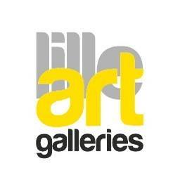 Logo de l'association Lille Art Galeries