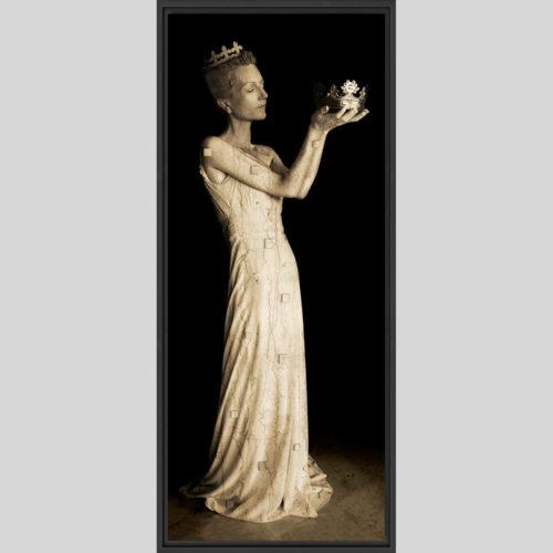 My Precious - oeuvre encadrée - (G.Dumas)