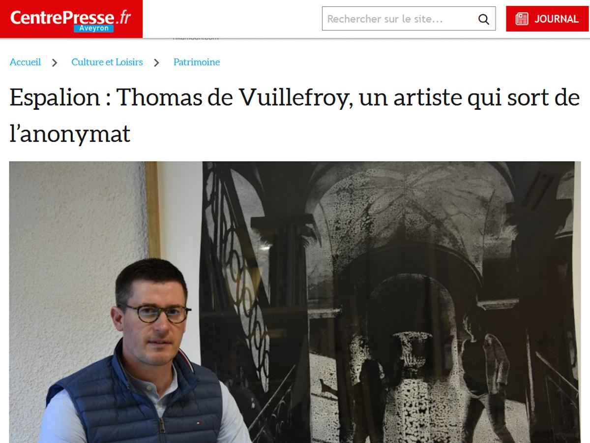 Thomas de Vuillefroy - 202003 Centre presse