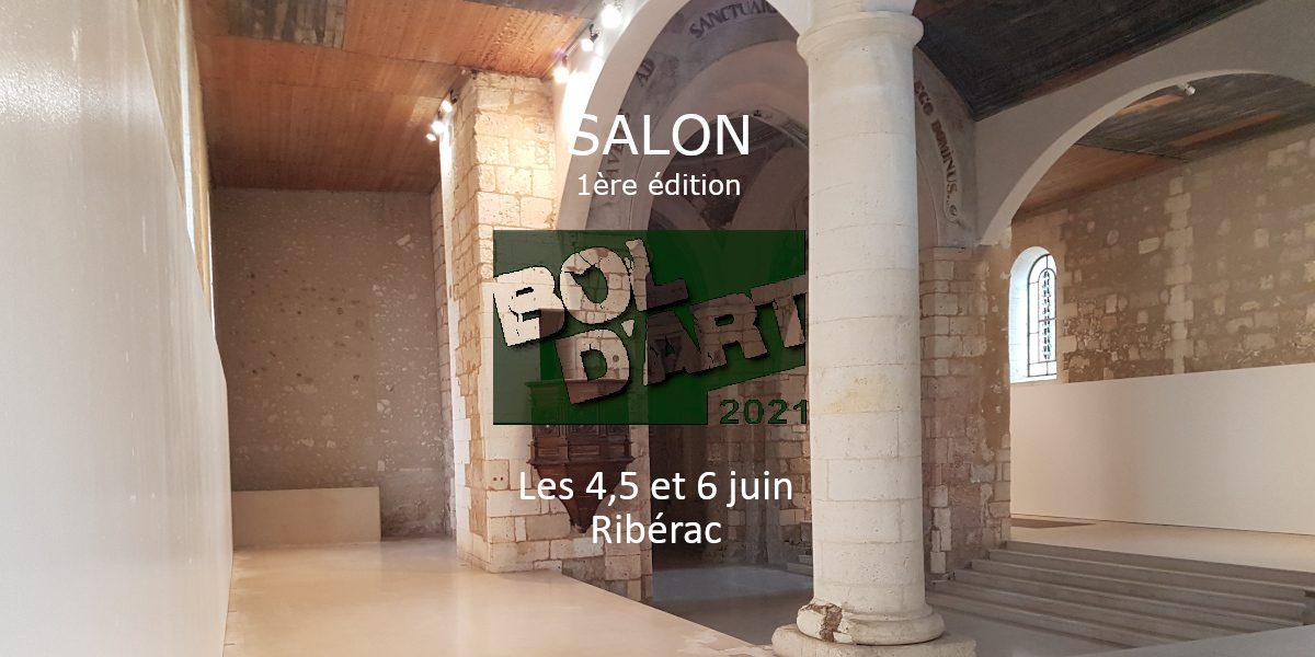 Salon BOL D'ART 2021- Ribérac (24)